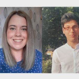 Jennifer and Sameer have benefitted from bursaries