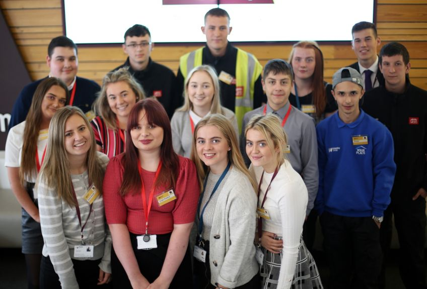 Wheatley Group apprentices