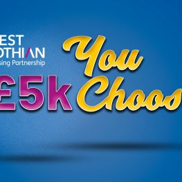 You Choose Challenge in Whitburn
