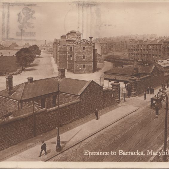 Wyndford Barracks