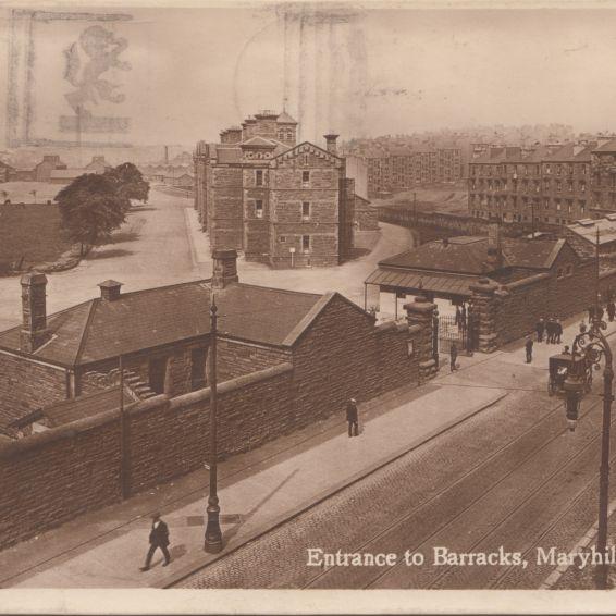 Wyndford Barracks
