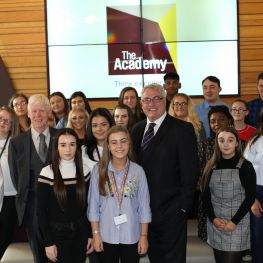 Wheatley's Modern Apprentices are getting to work