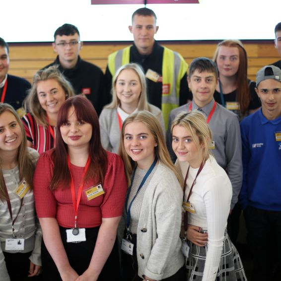 Modern Apprentices at Wheatley Group
