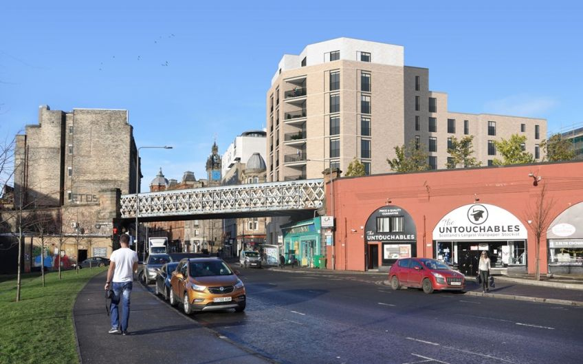 Watson Street new-build