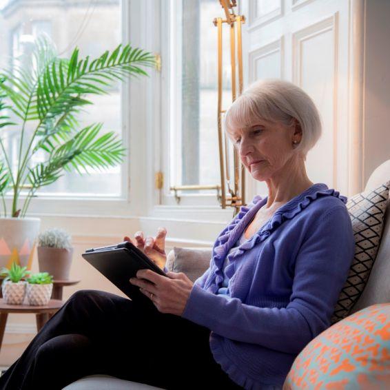 Alertacall service helps older tenants